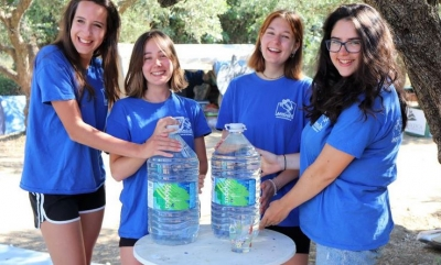 Στήριξη της Δίρφυς στα προγράμματα του Συλλόγου ΑΡΧΕΛΩΝ για την προστασία της Θαλάσσιας Χελώνας Caretta caretta