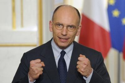 Letta: Η νίκη στις δημοτικές εκλογές αυτή ενισχύει την Ιταλία και την κυβέρνηση Draghi
