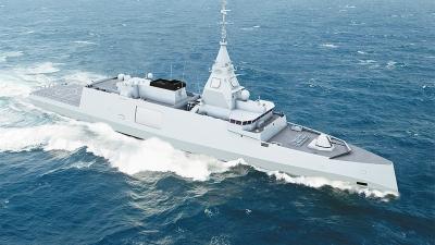 Νέα πρόταση της Naval Group στο Πολεμικό Ναυτικό για τις φρεγάτες