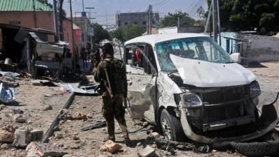 Σομαλία: Έκρηξη παγιδευμένου αυτοκινήτου – Τουλάχιστον 7 τραυματίες