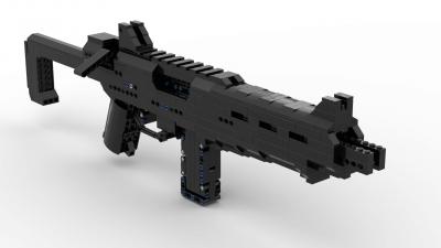 Πανικός στη Γερμανία – Έφηβος προκάλεσε μεγάλη κινητοποίηση της αστυνομίας με ένα όπλο…Lego