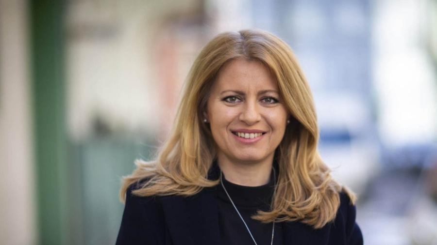 Σλοβακία: Ανέλαβε καθήκοντα η πρώτη γυναίκα πρόεδρος της χώρας, Zuzana Caputova