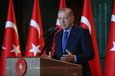 Erdogan για Αφγανιστάν: Δεν αναλαμβάνω ευθύνες τρίτων, δεν θα δεχτώ πρόσφυγες