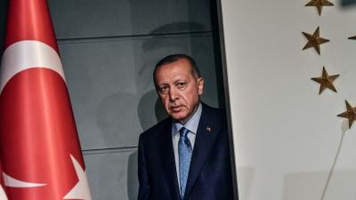 Erdogan: Η αποφασιστικότητα της Τουρκίας στην Ανατ. Μεσόγειο θα συνεχιστεί - Εμείς λαμβάνουμε τις αποφάσεις