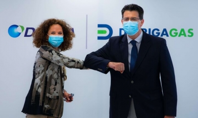 Υπογραφή ARCA μεταξύ ΔΕΣΦΑ και Διώρυγα Gas