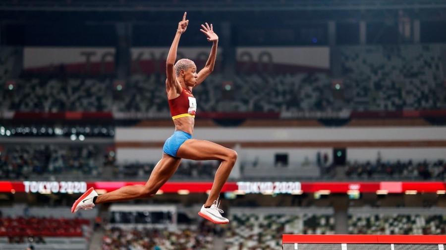 Τριπλούν: Ασύλληπτο παγκόσμιο ρεκόρ με 15.67μ. η Γιούλιμαρ Ρόχας! (video)