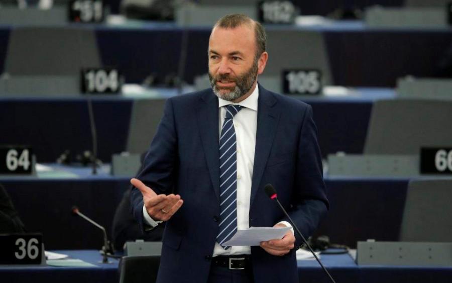 Weber (ΕΛΚ): Τέλος τα λόγια για την Τουρκία -  Στην επόμενη Σύνοδο Κορυφής θα υπάρξουν πράξεις