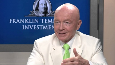 Mark Mobius: Αποχωρεί από την Franklin Templeton Investments στα τέλη Ιανουαρίου 2018
