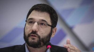 Ηλιόπουλος (ΣΥΡΙΖΑ): Η ΝΔ με το ν/σ καταργεί κάθε προστασία της πρώτης κατοικίας