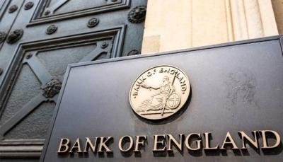 Αμετάβλητο στο 0,1% διατήρησε το βασικό επιτόκιο η Τράπεζα της Αγγλίας