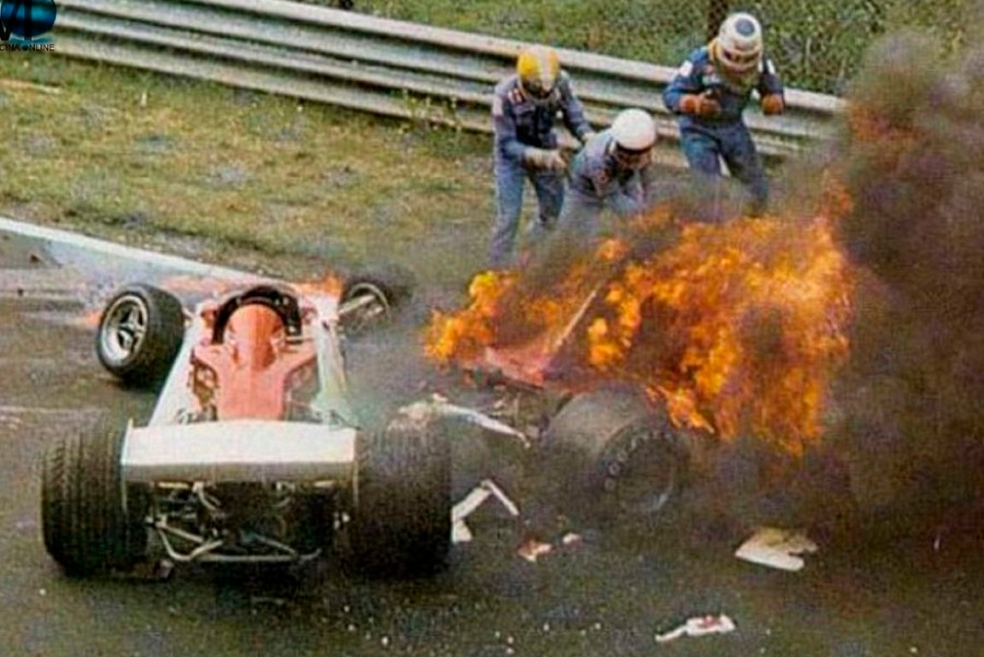 Grand Prix Γερμανίας 1976: Η μέρα που η «κόλαση» του Νίρμπουργκρινγκ παραλίγο να πάρει μαζι της τον Λάουντα!