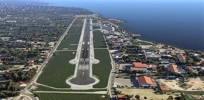 «Πράσινο φως» για τη δημοπράτηση των έργων αναβάθμισης στο αεροδρόμιο της Χίου