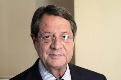 Κύπρος: Ισχυρή εντολή από τον πρώτο γύρο των εκλογών (28/1) ζητά ο Αναστασιάδης