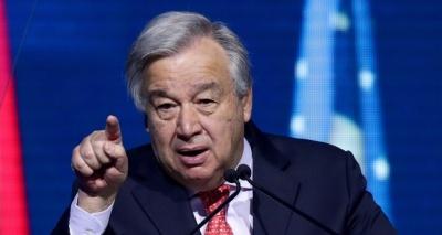 Έκκληση Guterres για αποκλιμάκωση των συγκρούσεων στη Συρία