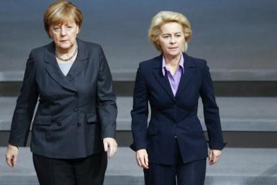 Γερμανία: Στενή διασύνδεση Αλβανίας και Β. Μακεδονίας με την ΕΕ ζήτησαν Merkel και Von der Leyen
