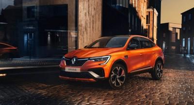 Το Renault Arkana έβγαλε πασαπόρτι και για την υπόλοιπη Ευρώπη
