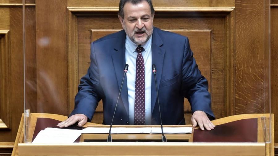 Κεγκέρογλου (ΚΙΝΑΛ): Κατηγορεί τον Α. Τσίπρα πως η πρόταση μομφής κατά του κ.Σταϊκούρα, δίνει ανάσα στην κυβέρνηση