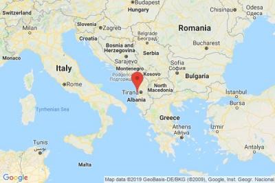Δύο ισχυροί σεισμοί άνω των 5 Ρίχτερ στην Αλβανία, μέσα σε 10 λεπτά - Αισθητοί και στην Ελλάδα