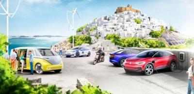 Μπόνους 9 εκατ. ευρώ για ηλεκτρικά αυτοκίνητα στην Αστυπάλαια
