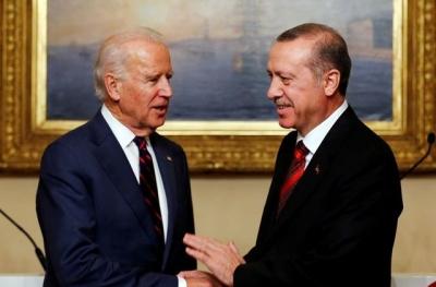 Αντεπίθεση Erdogan σε Biden και Macron: Δεν ντρέπεστε για το τι συνέβη μετά τις εκλογές;