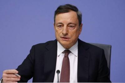 FT: Με το «βλέμμα στραμμένο» στον εμπορικό πόλεμο η ΕΚΤ - Θα διατηρήσει αμετάβλητα τα επιτόκια