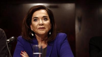 Μπακογιάννη: Δεν προστάτευσαν τον Μητσοτάκη οι υπεύθυνοι της επίσκεψης στην Ικαρία