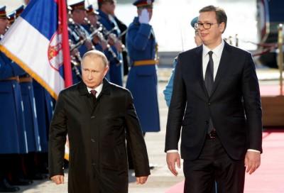 Τηλεφωνική επικοινωνία Vucic - Putin για το Κόσοβο