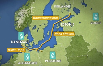 «Πράσινο φως» από Πολωνία και Δανία για την κατασκευή αγωγού φυσικού αερίου από την Νορβηγία