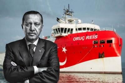 Το Oruc Reis… θα επιταχύνει τον διάλογο Ελλάδος – Τουρκίας – Ο Erdogan θέτει 8 θέματα ποντάροντας ότι θα κερδίσει Καστελόριζο, αποστρατιωτικοποίηση, κοιτάσματα