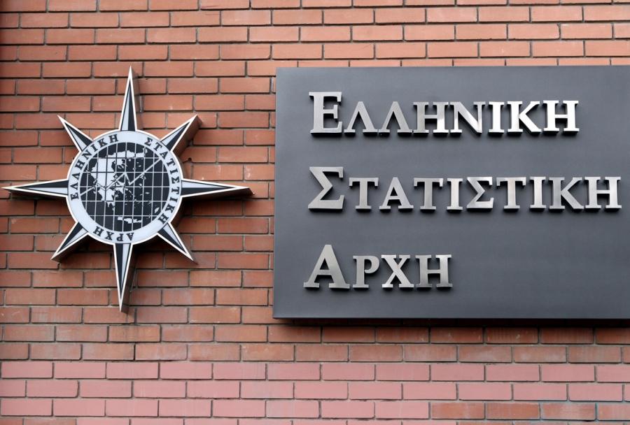 ΕΛΣΤΑΤ: Ετήσια πτώση 5,6% στον τζίρο του λιανεμπορίου το γ' τρίμηνο 2020, στα 12,86 δισ. ευρώ