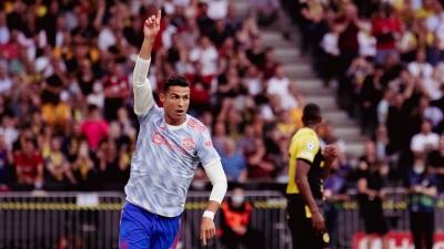 Γιάνγκ Μπόις – Μάντσεστερ Γιουνάιτεντ 0-1: Ασταμάτητος Ρονάλντο και στο Champions League! (video)