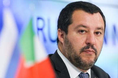 Μήνυμα Salvini στην ΕΕ: Δεν αλλάζει ο προϋπολογισμός του 2019 – Δεν θα ξεπεράσει τις 400 μ.β. το spread