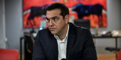 Τσίπρας: Η κ. Μενδώνη επέλεξε την αυτογελοιοποίηση στην υπόθεση Λιγνάδη -  Η υποκρισία έχει όρια