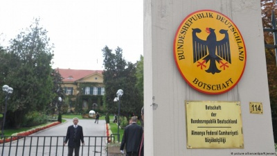 Γερμανία: «Σκάνδαλο εξωτερικής πολιτικής» η σύλληψη δικηγόρου της Γερμανικής πρεσβείας στην Άγκυρα