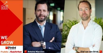 Η διοικητική ομάδα της Public - MediaMarkt ενισχύεται με δύο κορυφαία διεθνή στελέχη