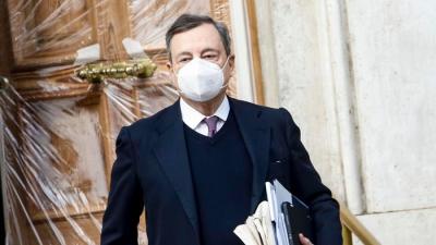 Ιταλία: Στον Draghi η εντολή σχηματισμού κυβέρνησης - Αβέβαιη η στήριξη, εκλογές ζητά ο Salvini