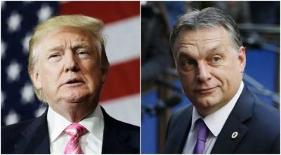 Συνάντηση Orban με Trump στις 13 Μαΐου 2019, στον Λευκό Οίκο