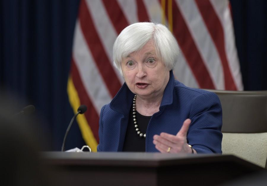 Ο Biden επέλεξε την πρώην πρόεδρο της Fed, Υellen, για υπουργό Οικονομικών των ΗΠΑ