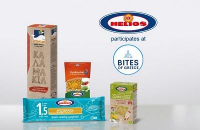 Η Βιομηχανία Ζυμαρικών ΗΛΙΟΣ συμμετέχει στο Bites of Greece στο Λονδίνο