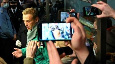 Ρωσία: Συλλήψεις συνεργατών Navalny - Απαγόρευση διαδηλώσεων υπέρ του, από την αστυνομία