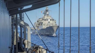 Μεγάλη άσκηση επαύξησης της επιχειρησιακής ετοιμότητας του Πολεμικού Ναυτικού στο Αιγαίο
