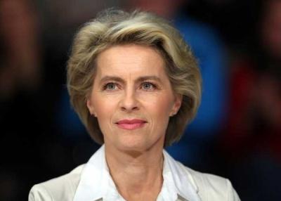 Der Leyen (Κομισιόν): Γαλλία και Γερμανία αναγνώρισαν το μέγεθος της οικονομικής πρόκλησης στην Ευρώπη - Merkel, Macron πρότειναν ταμείο ανάκαμψης 500 δισ.
