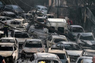 Έκθετη η κυβέρνηση, από τις 19:08 στις 23/7 η ενημέρωση για νεκρούς από το λιμενικό - Θα ξεπεράσουν τους 100 οι νεκροί, 14 αγνοούμενοι