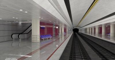 Τον Ιούλιο 2020 θα παραδοθούν οι σταθμοί Μετρό «Αγία Βαρβάρα», Κορυδαλλός και Νίκαια