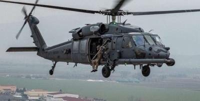 Συντριβή ελικοπτέρου HH-60 Pave Hawk των Αμερικανών στο Ιράκ