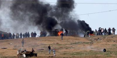 Παλαιστινιακές οργανώσεις στη Γάζα ανακοίνωσαν πως σταματούν τις εκτοξεύσεις ρουκετών εναντίον του Ισραήλ