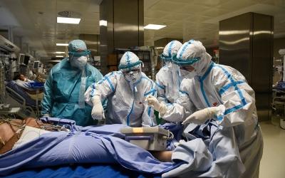 Στη ΜΕΘ του Βενιζέλειου νοσοκομείου 36χρονη έγκυος, με covid-19