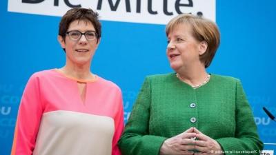 Γερμανία: Κόντρα της Karrenbauer με… Youtuber για τις ευρωεκλογές