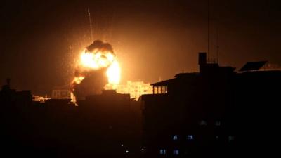 Ρουκέτες από τη Γάζα έπληξαν  το Ισραήλ – Δεν υπάρχουν θύματα