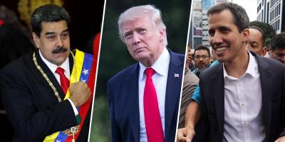 Βενεζουέλα: Απόπειρα εισβολής από μισθοφόρους του Guaido καταγγέλλει ο Maduro - Εμπλέκει και τον Trump